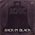 AC/DC Back In Black (Single)