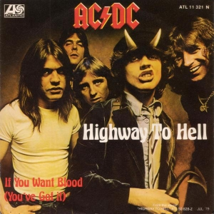 AC/DC - Highway To Hell (Single)