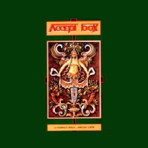 Accept - Accept Box : The Story