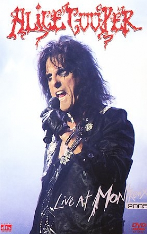 Alice Cooper - Live At Montreux