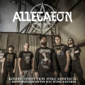 Allegaeon - Gray Matter Mechanics - Apassionata Ex Machinea
