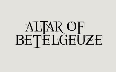 Altar Of Betelgeuze