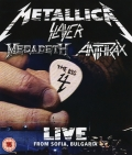 Anthrax - The Big Four: Live From Sofia, Bulgaria
