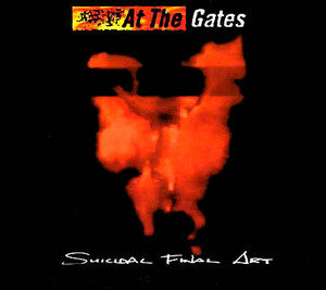 At The Gates - Suicidal Final Art