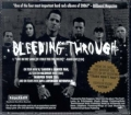 Bleeding Through - Line In The Sand
