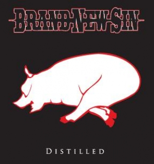Brand New Sin - Distilled