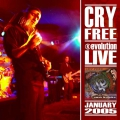 Cry Free - ®Evolution Live CD