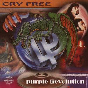 Cry Free - Purple ®Evolution