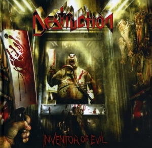 Destruction - Inventor Of Evil