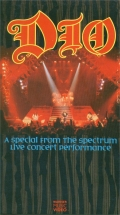 Dio - A Special from the Spectrum -  Live Concert Performance