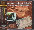 Emerson, Lake & Palmer - Live At The Isle Of Wight