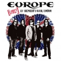 Europe - Live At Sheperd's Bush