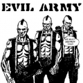 Evil Army - Cleancut, Paralyzed And Heroic / Evil Army