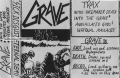 Grave - Sick Disgust Eternal