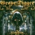 Grave Digger - 25 To Live