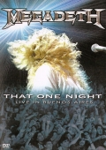 Megadeth - That One Night: Live In Buenos Aires (DVD)