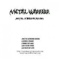 Metal Warrior - Metal Warrior Rising