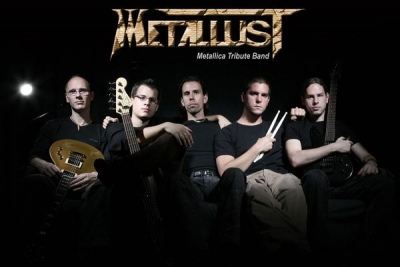 MetallusT - Metallica Tribute Band