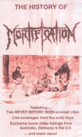 Mortification - Mortification (Aus) - The History of Mortification