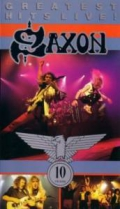 Saxon - Greatest Hits Live! (Video)