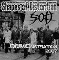 Shapes of Distortion - Demonstration 2007