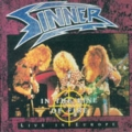 Sinner - In The Line Of Fire - Live In Europe