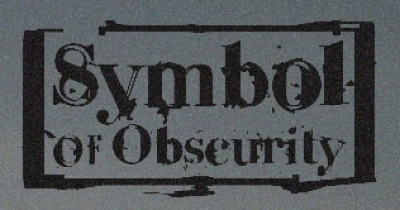 Symbol Of Obsurity