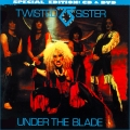 Twisted Sister - Under The Blade -  Special Edition: CD & DVD