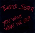 Twisted Sister - You Want What We Got (12\