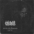 Vader - An Act Of Darkness I F Y