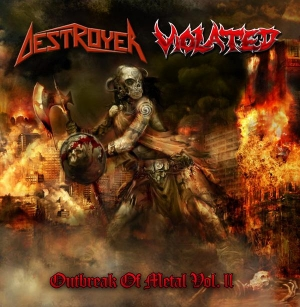 Violated - Outbreak of Metal Vol. II