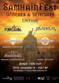 SamhainFest 2016 - Witches & Witchers Edition