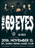 The 69 Eyes, Vlad In Tears, De Facto koncertbeszámoló