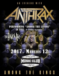 Among The Kings Tour - Anthrax, The Raven Age