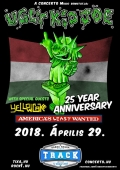 Ugly Kid Joe/Yellowcake - America's LEAST Wanted