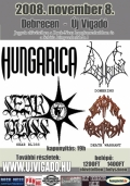 Domhring, Death Warrant, Hungarica, Sear Bliss