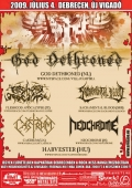 God Dethroned, Fleshgod Apocalypse, Neochrome, Sacramental Blood, Castrum