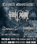 Eastern Moonlight Tour 2012