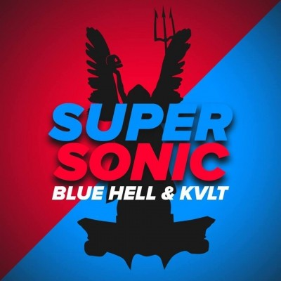 Supersonic - Blue Hell & Kvlt
