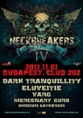 NECKBREAKERS BALL IV @ Paris