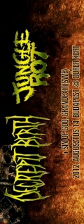 Decrepit Birth, Jungle Rot, Grandexit, Sin Of God