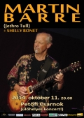 Martin Barre, Shelly Bonet