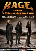 30 Years of Rage World Tour