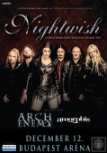 Nightwish - Endless Forms Most Beautiful Tour 2015