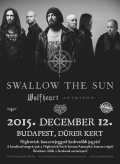 Swallow the Sun, Wolfheart, Adimiron, Visioned Frailty