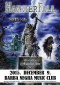 Hammerfall - World Wide (r)Evolution Tour 2015