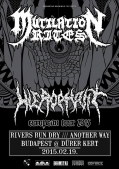 Mutilation Rites, Hierophant, Rivers Run Dry, Another Way