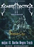 Sonata Arctica - Eclipse Over Europe Tour 2015