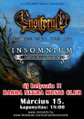 Ensiferum - One Man Army Tour 2015