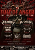 VII. Full of Anger Underground Metal Fesztiv�l